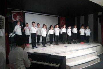 Mevlid Programimiz | İstanbul Pendik İlkokulu ve Ortaokulu | Özel...