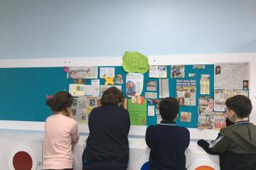 Duvar Gazetelerimiz | Pendik İlkokulu ve Ortaokulu | Özel Okul