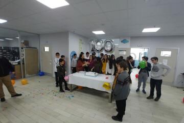 Sınava 100 Gün Kala Partisi