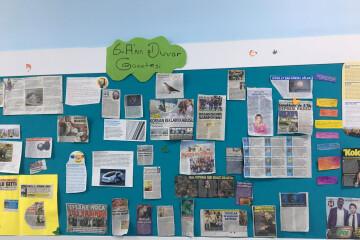 Duvar Gazetelerimiz