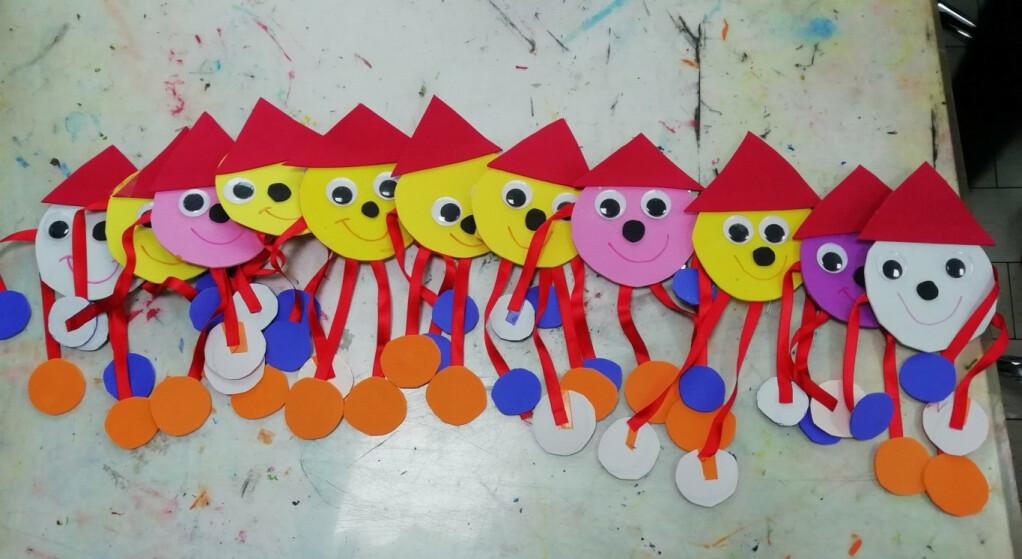 Pendik İlkokulu ve Ortaokulu | Buzdolabı Magneti Etkinliğimiz