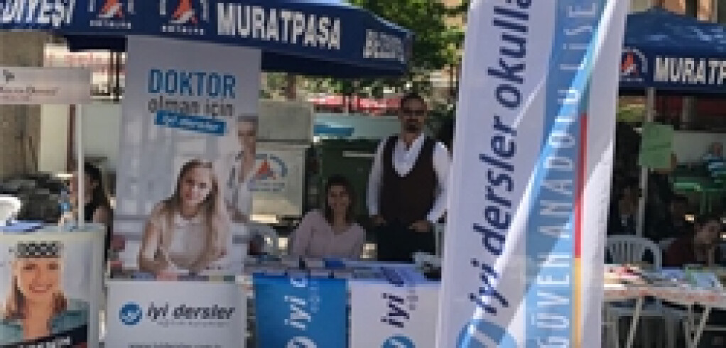 İyi Dersler Antalya Özgüven Anadolu Lisesi Tanıtım Standı Açtı |...