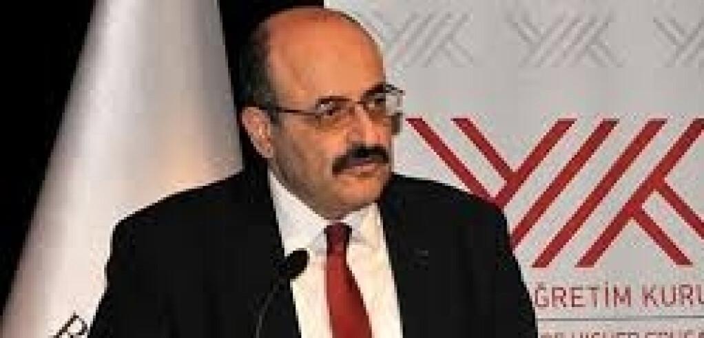 Yök Başkanı Yekta Saraç Yeni Üniversite Giriş Sistemini Açıkladı...