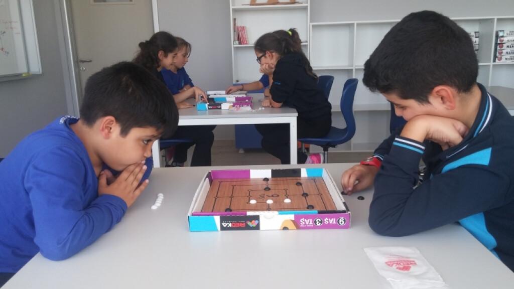 Akıl Oyunlarında 9 Taş Turnuvası Hazırlıkları Başladı | İyi Dersl...