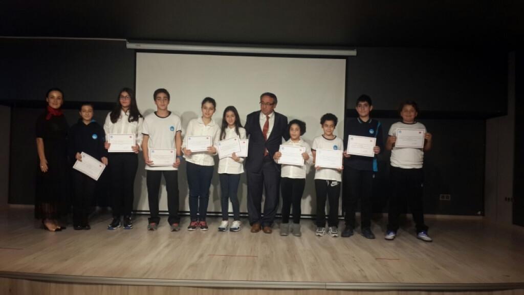 29 Ekim Cumhuriyet Konulu Şiir ve Kompozisyon Yarışmaları Sonuçla...