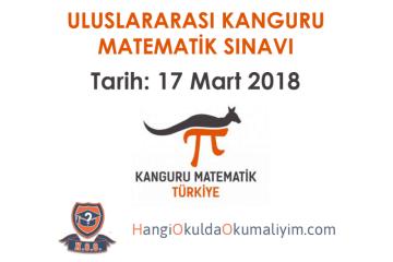 Kanguru Matematik Yarışması | İyi Dersler | Özel Okul