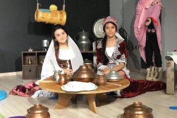 İyi Dersler Okulları Türk Kültürünü Yaşıyor ve Yaşatıyor