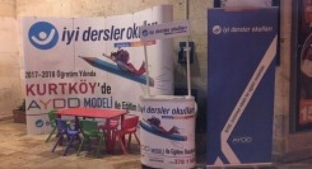 İyi Dersler Kurtköy Kampüsü Tanıtım Günleri Viaport Avm'de | Pend...