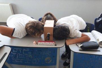 Ay'ı Gözlemliyoruz | Pendik İlkokulu ve Ortaokulu | Özel Okul