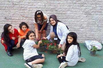 Bahçemizi Güzelleştirelim - Ekoloji