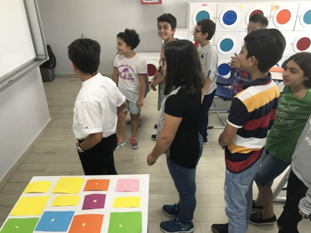 Almanca Alfabe Etkinliği | Pendik İlkokulu ve Ortaokulu | Özel Ok...