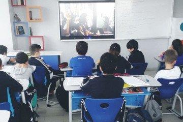 Cumhuriyet Filmi   Pendik İlkokulu ve Ortaokulu   Özel Okul