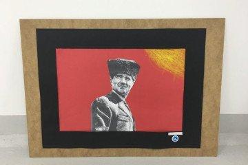 Benim Gözümden Atatürk Temalı Resim Sergisi