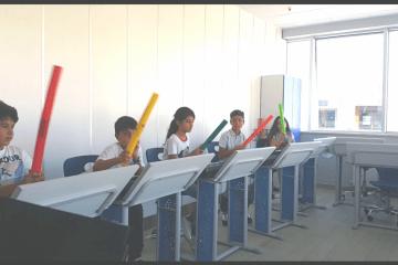 Ritim Çalışmaları | Pendik İlkokulu ve Ortaokulu | Özel Okul