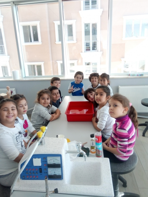 Batan ve Yüzen Cisimler | Pendik İlkokulu ve Ortaokulu | Özel Oku...