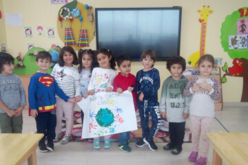 Çalışkan Arılar Sınıfı Dünya Çocuk Günü | Pendik İlkokulu ve Orta...