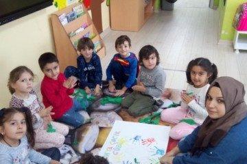 Çalışkan Arılar Sınıfı Dünya Çocuk Günü