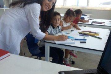 Görsel Sanatlar Dersi - Bireyi Tanıma Etkinliği | Pendik İlkokulu...