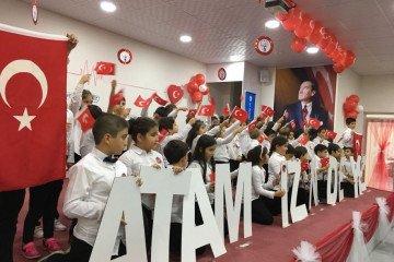 29 Ekim Cumhuriyet Bayramı | Kayseri Konaklar İlkokulu ve Ortaoku...