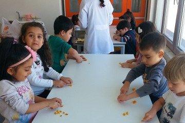 Aşure Etkinliği | Kayseri Konaklar İlkokulu ve Ortaokulu | Özel O...