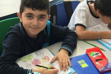 Dilde Boyayarak Öğrenme | Pendik İlkokulu ve Ortaokulu | Özel Oku...