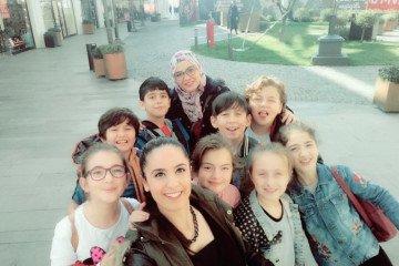 5 - B Sınıfı Firarda | Pendik İlkokulu ve Ortaokulu | Özel Okul
