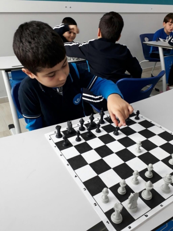 Satranç Eğitimi | İstanbul Pendik İlkokulu ve Ortaokulu | Özel Ok...