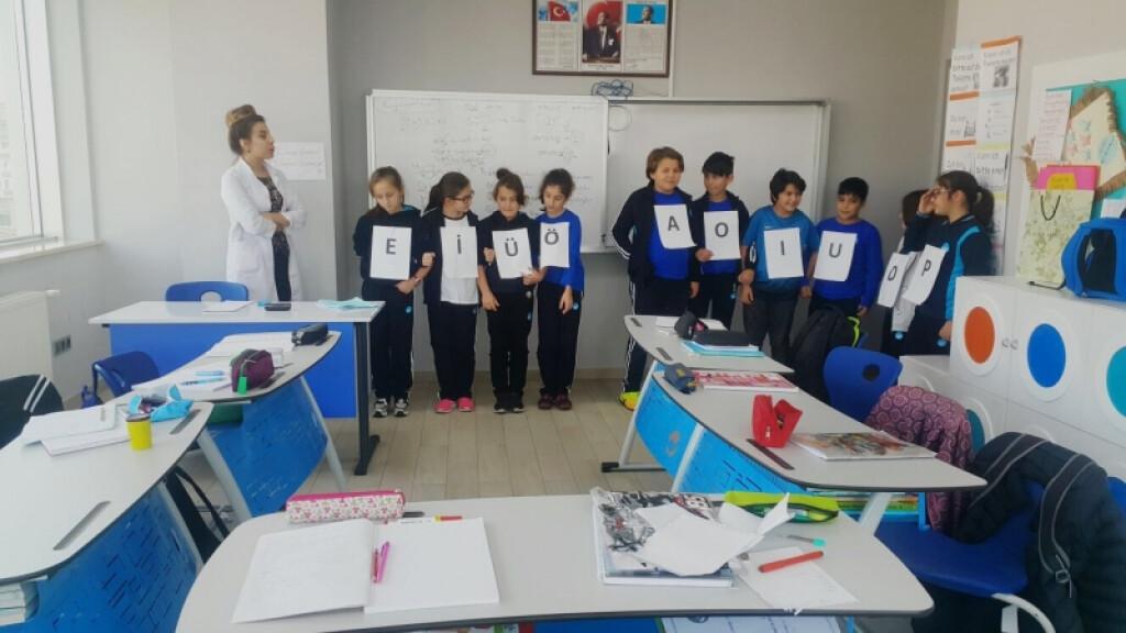 Büyük Ünlü Uyumu Drama Etkinliği | İstanbul Pendik İlkokulu ve Or...