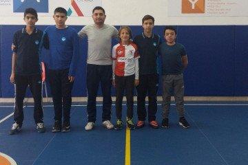 7. ve 8. Sınıf Futsal ( Salon Futbolu )