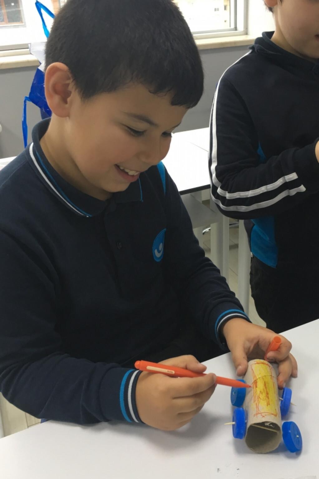 Maker Hareketi Etkinliği | Pendik İlkokulu ve Ortaokulu | Özel Ok...