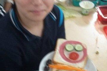 3 - A Sınıfı Gastronomi Atölyesinde