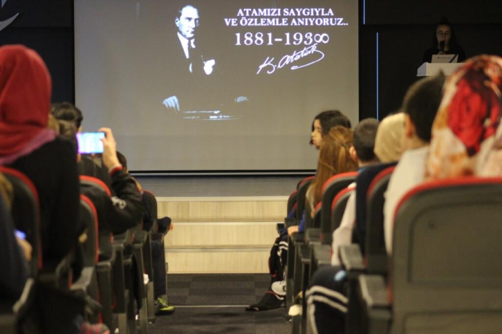 10 Kasım Atatürk'ü Anma Haftası | Pendik İlkokulu ve Ortaokulu |...