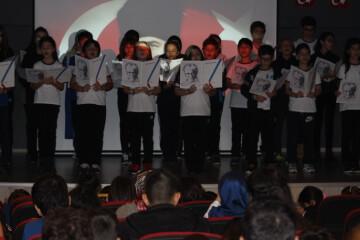 10 Kasım Atatürk'ü Anma Haftası