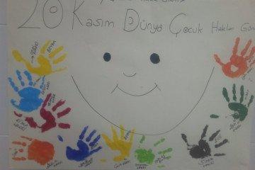 20 Kasım Dünya Çocuk Hakları Günü | Pendik İlkokulu ve Ortaokulu...