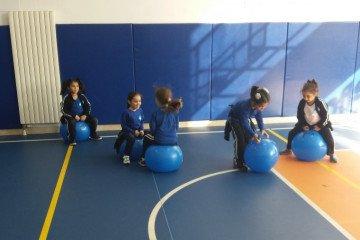 Zıplayan Toplar İle Eğlendik | Pendik İlkokulu ve Ortaokulu | Öze...
