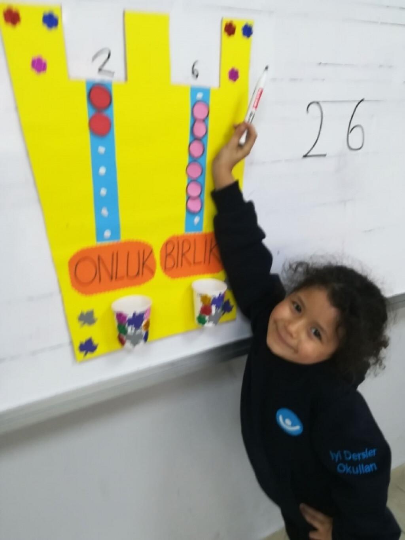 Kim Korkar Matematikten | Pendik İlkokulu ve Ortaokulu | Özel Oku...