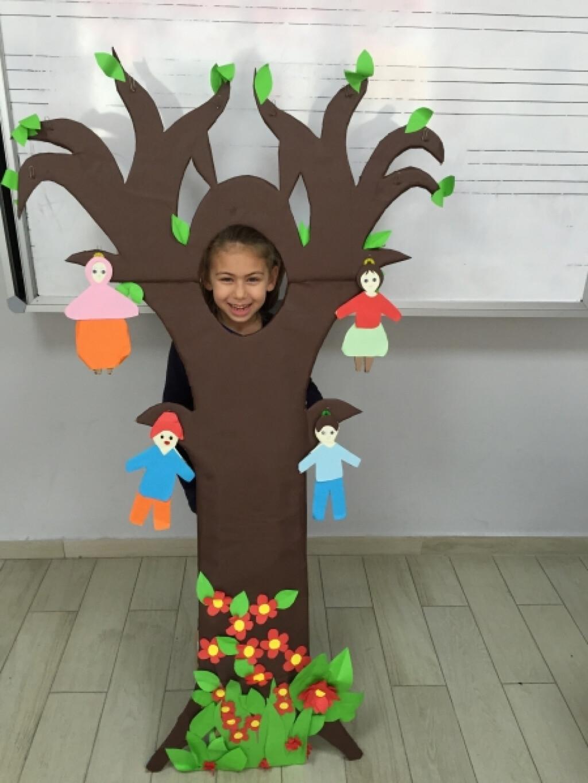 Family Tree | İstanbul Pendik İlkokulu ve Ortaokulu | Özel Okul