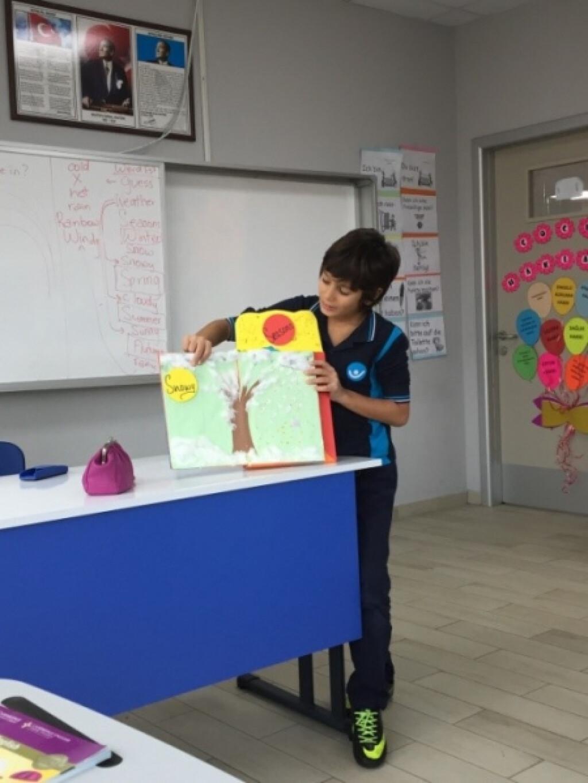Seasons And Weather   Pendik İlkokulu ve Ortaokulu   Özel Okul