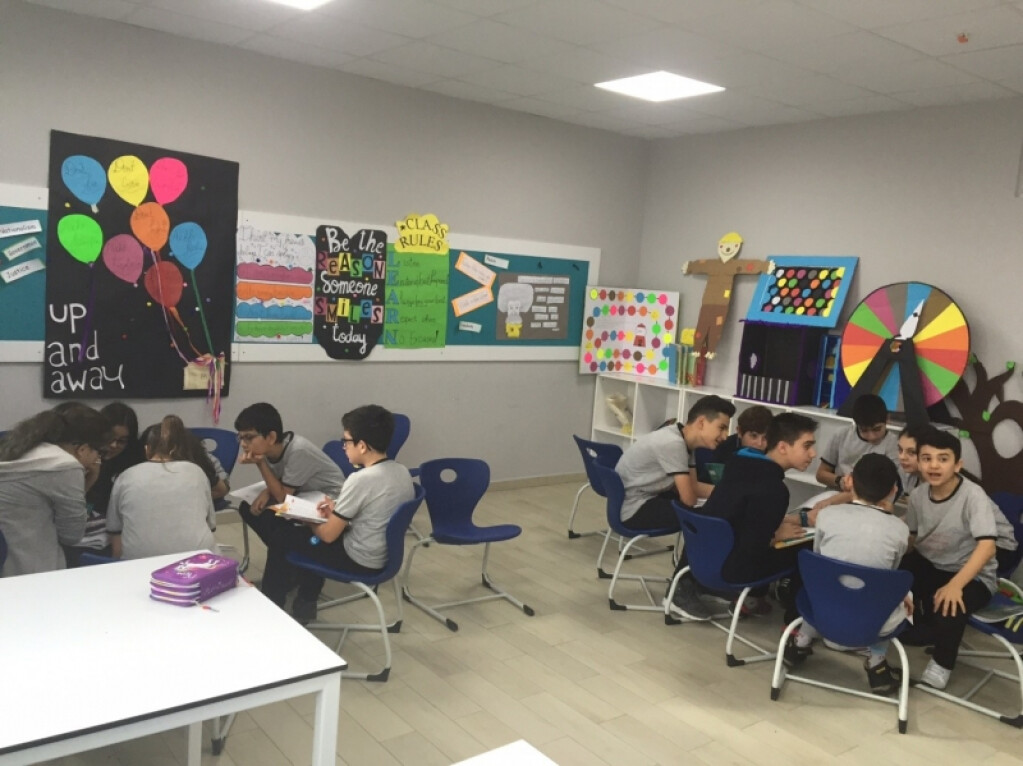 English Fluency Activity | İstanbul Pendik İlkokulu ve Ortaokulu...
