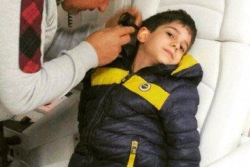 Öğrencilerimiz Özel Magnet Hastanesi'nde Genel Göz, Kulak, Burun ve Boğaz Muayenesinden Geçti.