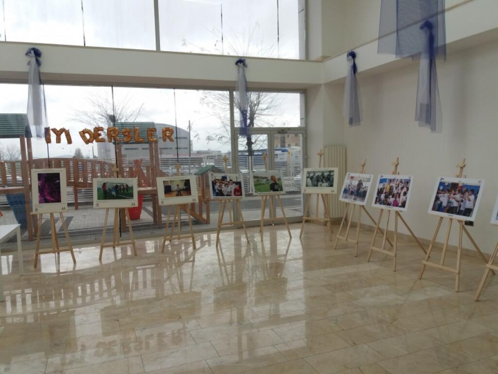 Spor Fotoğraf Sergimiz Açıldı | Pendik İlkokulu ve Ortaokulu | Öz...
