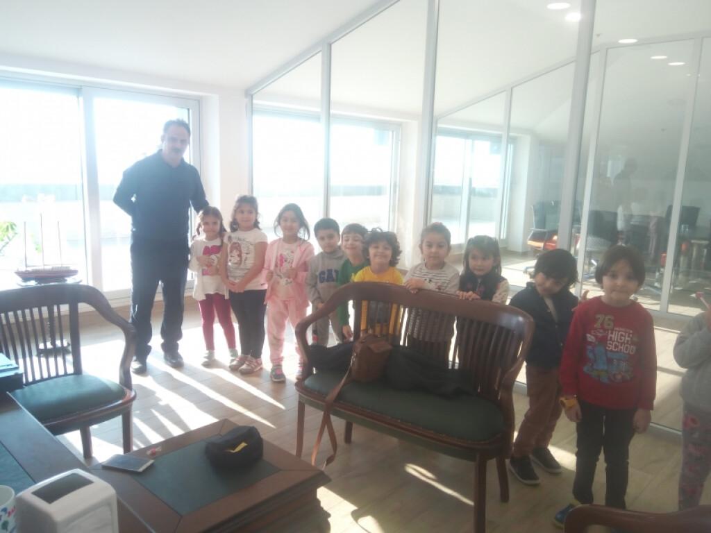 Çalışkan Arılar Mevlid Kandili | Pendik İlkokulu ve Ortaokulu | Ö...