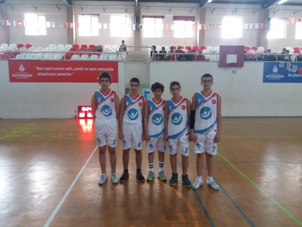 Basketbol Pendik İlçe Milli Eğitim Turnuvası | İstanbul Pendik İl...