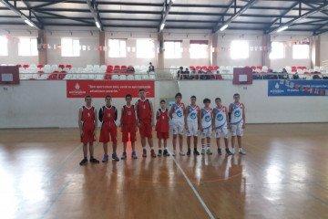 Basketbol Pendik İlçe Milli Eğitim Turnuvası