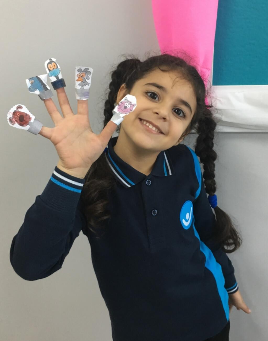 Finger Puppet Yaparak Hem Eğlendik Hem Öğrendik | Pendik İlkokulu...