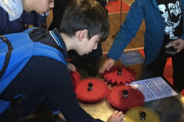 Dersimizi Rahmi Koç Müzesi'nde Yaptık!!!