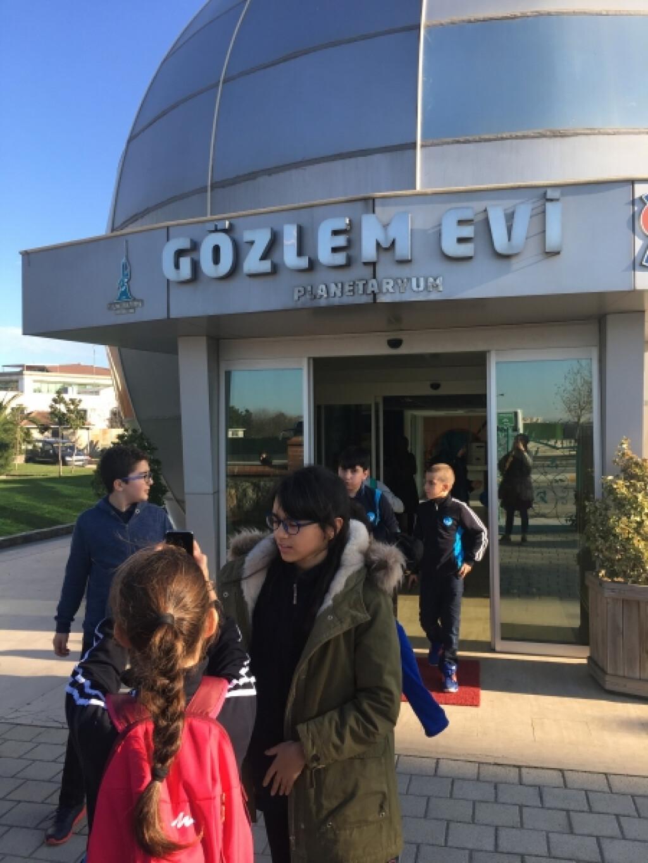 Sancaktepe Bilim ve Deney Merkezine Gezi | Pendik İlkokulu ve Ort...