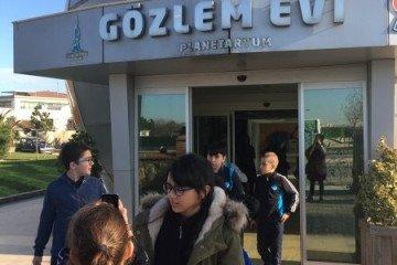 Sancaktepe Bilim ve Deney Merkezine Gezi | İstanbul Pendik İlkoku...