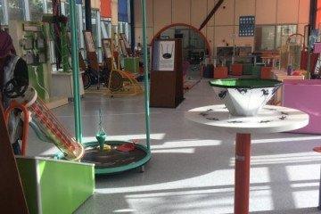 Sancaktepe Bilim ve Deney Merkezine Gezi