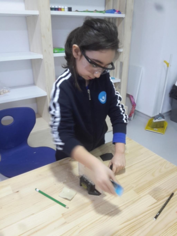 Askılık Yapmaya Başladık | Pendik İlkokulu ve Ortaokulu | Özel Ok...